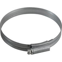 Jubilee Zinc Plated Hose Clip 70mm - 90mm Pack of 1