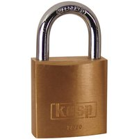 Kasp 120 Series Brass Padlock 20mm Standard