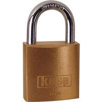 Kasp 120 Series Brass Padlock 30mm Standard