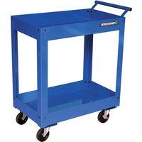 Kincrome 2 Tier Tool Trolley Blue
