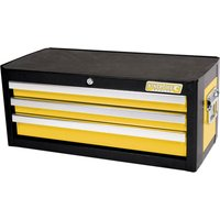 Kincrome Evolve 3 Drawer Add On Tool Chest Yellow