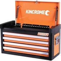 Kincrome Evolve 4 Drawer Tool Chest Orange