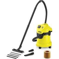 Karcher WD 3 P Wet & Dry Vacuum Cleaner 240v