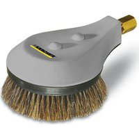 Karcher Rotary Washing Brush Natural Bristles for HD & XPERT Pressure Washers (Click For Compatible Machines)