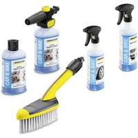 Karcher Car, Bike & Motorcycle Cleaning Kit for K Series Pressure Washers