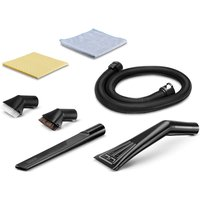 Karcher Interior Car Cleaning Accessory Kit for MV and WD Vacuum Cleaners