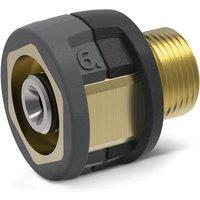 Karcher Adapter 6 TR22IG-M22AG Easy!Lock Pressure Washer to Old High Pressure Hose