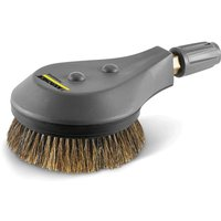 Karcher Rotary Natural Wash Brush for HD and XPERT Pressure Washers (Easy!Lock)