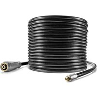 Karcher High Pressure Pipe Cleaning Hose Max 140 Bar for HD & XPERT Pressure Washers (Easy!Lock) 20m