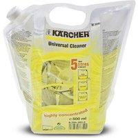 Karcher Concentrate Universal Cleaning Detergent Pouch Makes 5L 5l