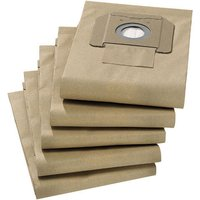 Karcher Paper Dust Filter Bags for NT 35/1 & XPERT Vacuum Cleaners Pack of 5