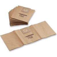 Karcher Paper Dust Bags for NT 27/1 Vacuum Cleaners Pack of 10
