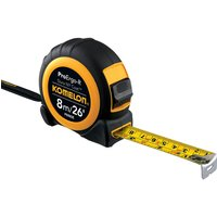 Komelon Superior Proergo-R Tape Measure Imperial & Metric 26ft / 8m 25mm