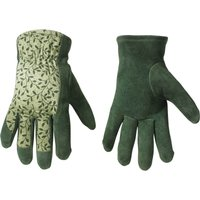 Kunys Garden Split Cowhide Gloves One Size