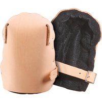 Kunys Heavy Duty Leather Thick Felt Knee Pads