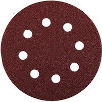 KWB 125mm Sanding Discs 125mm 40g Pack of 5
