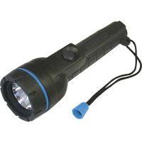 Lighthouse Rubber Torch Black