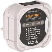 LaserLiner Socket Check Quick Socket Wiring Tester