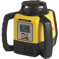 Leica Geosystems Rugby 680 Rotating Laser Level & Rod Eye 160