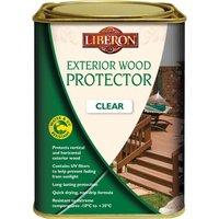 Liberon Exterior Wood Protector 5l Clear