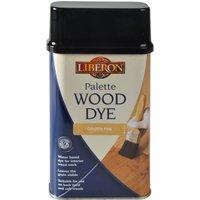 Liberon Palette Wood Dye Golden Pine 500ml