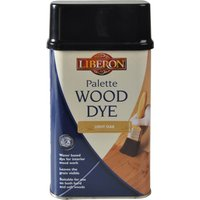 Liberon Palette Wood Dye Light Oak 500ml