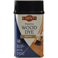 Liberon Palette Wood Dye Medium Oak 500ml