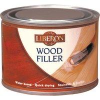 Liberon Wood Filler Dark Oak 125ml