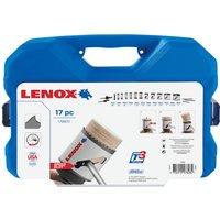 Lenox 17 Piece General Purpose Hole Saw Set