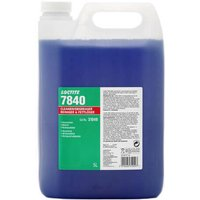 Loctite 7840 Natural Blue Cleaner and Degreaser Fluid 5l
