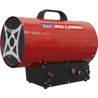 Sealey LP100 Propane Gas Space Heater