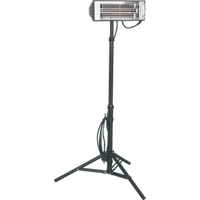 SealeyTripod Mounted Infrared Quartz Electric Heater1500w 240v