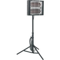SealeyTripod Mounted Infrared Quartz Electric Heater 3000w 240v
