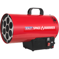 Sealey LP55 Propane Gas Space Heater