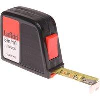 Lufkin Unilok Tape Measure Imperial & Metric 16ft / 5m 19mm