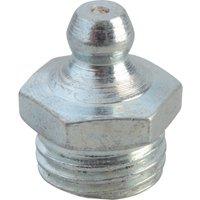 Lumatic Hydraulic Nipple Straight Imperial Thread 1/4 Bsp