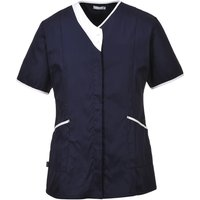 Portwest Ladies Modern Work Tunic Navy XL