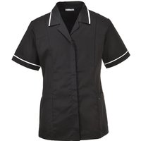 Portwest Ladies Classic Work Tunic Black XS