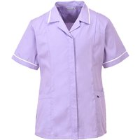 Portwest Ladies Classic Work Tunic Lilac M