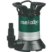 Metabo TP6600 Submersible Clean Water Pump 240v