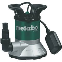 Metabo TPF7000S Low Intake Submersible Clean Water Pump 240v