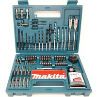 Makita 100 Piece Drill and Screw Bit Set