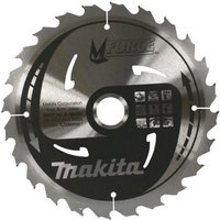 Makita MFORCE Wood Cutting Saw Blade 190mm 12T 15 8mm