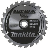 Makita MAKBLADE Plus Wood Cutting Saw Blade 260mm 40T 30mm