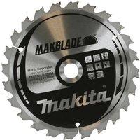 Makita MAKBLADE Wood Cutting Saw Blade 255mm 60T 30mm