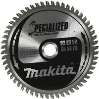 Makita SPECIALIZED Wood Cutting Saw Blade 165mm 48T 20mm