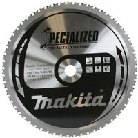 Makita SPECIALIZED Metal Cutting Saw Blade 185mm 48T 30mm
