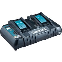 Makita DC18RD Li-ion 18v Dual Port Battery Charger 110v