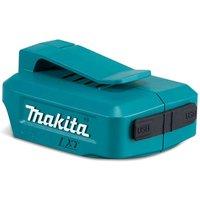 Makita USB Battery Adaptor For LXT 18v Batteries