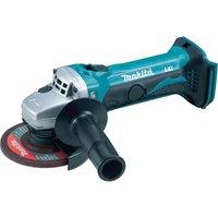 Makita DGA452 18v Cordless LXT Angle Grinder 115mm No Batteries No Charger No Case